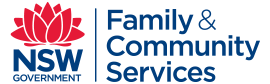 Family and Community Services logo